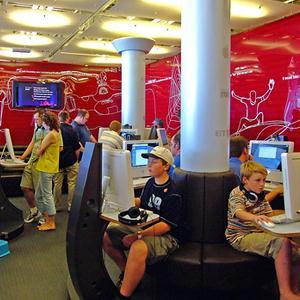 Интернет-кафе Бурмакино
