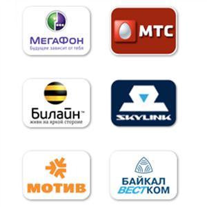 Операторы сотовой связи Бурмакино
