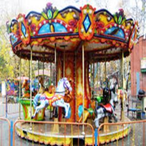 Парки культуры и отдыха Бурмакино