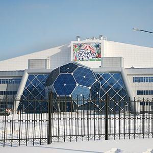 Спортивные комплексы Бурмакино